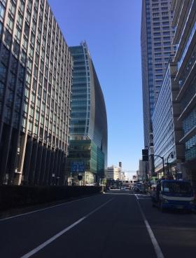 アーバンネット日本橋二丁目ビルの内装