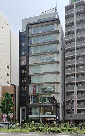 FORECAST四谷(旧VARUCA YOTSUYA)ビルの外観写真