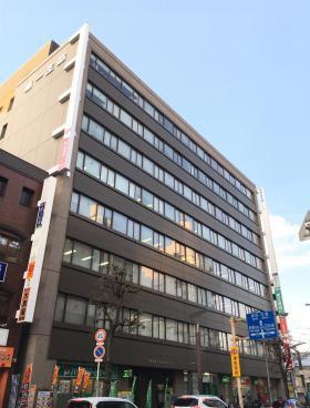 津田沼第一生命ビルの外観写真