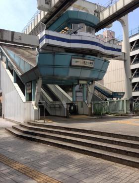 千葉センタースクエアビルの内装