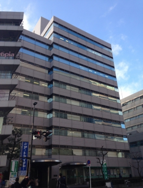 日本生命千葉TNビルの外観写真