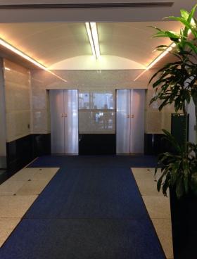 三井生命千葉中央ビルの内装