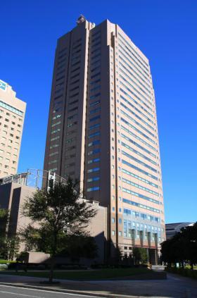 千葉ポートサイドタワービルの外観写真