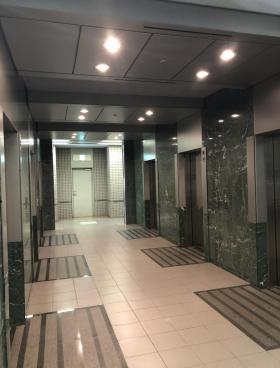 千葉ポートサイドタワービルの内装