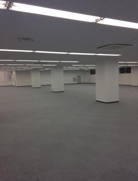 千葉大栄ビルの内装