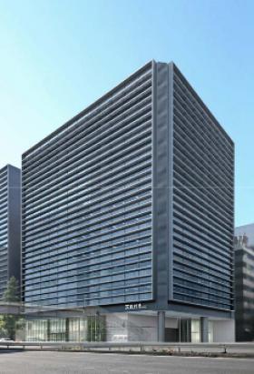 (仮)京橋二丁目プロジェクトビルの外観写真
