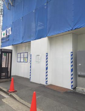 (仮)京橋二丁目プロジェクトビルの内装