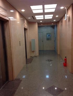 JPR千葉ビルの内装