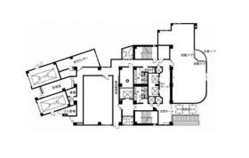 JPR千葉ビル:基準階図面