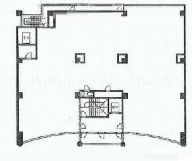 KS・HOYOビル:基準階図面