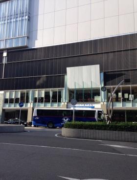 日土地千葉中央ビルの内装