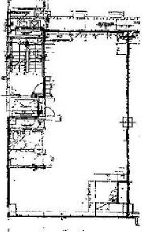 八洲ビルB:基準階図面