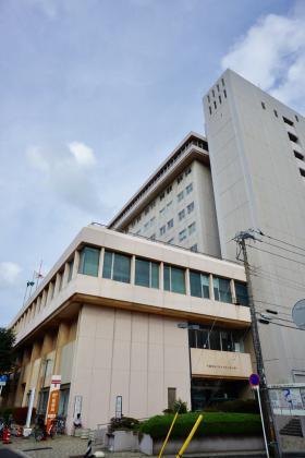 千葉中央コミュニティセンターの外観写真