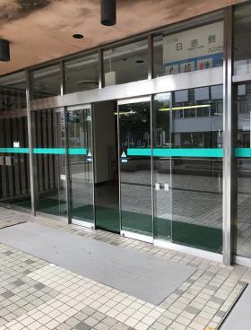 千葉中央コミュニティセンターの内装