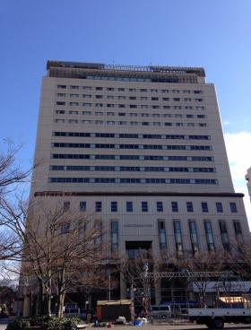 千葉中央ツイン1号館ビルの外観写真
