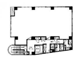 LKパークビル:基準階図面