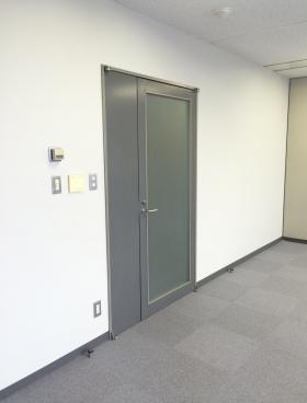 千葉本町第一生命ビルの内装