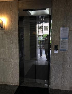 寺尾ビルの内装