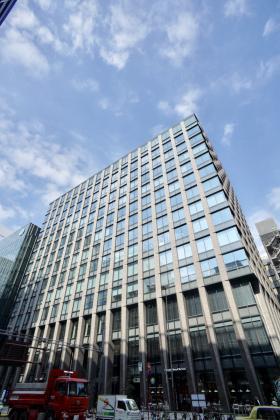 東京建物日本橋ビルの外観写真