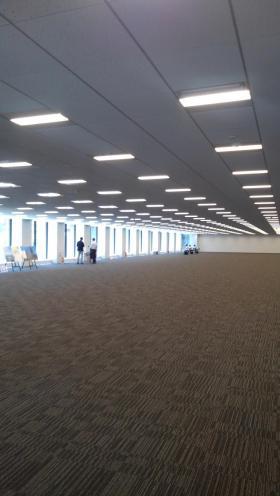 東京建物日本橋ビルの内装