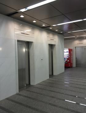 大宮MTビルの内装