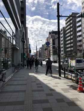 芝信三田ビルの内装