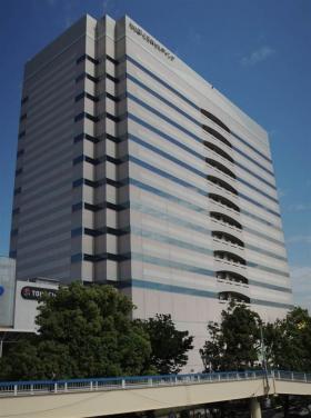 ららぽーと三井ビルの外観写真