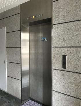 クラート大崎ビルの内装