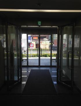 三井生命柏第2ビルの内装