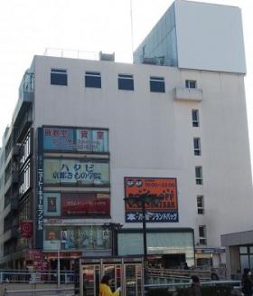 ピアザ松戸ビルの外観写真