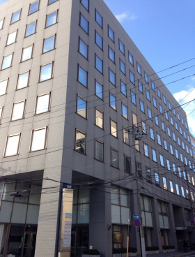 IMI未来ビル(旧千葉新田町第一生命ビル)の外観写真