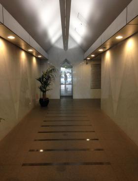 スターツ幕張ビルの内装