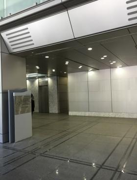 八丁堀センタービルの内装