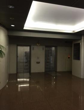 虎ノ門東洋共同ビルの内装