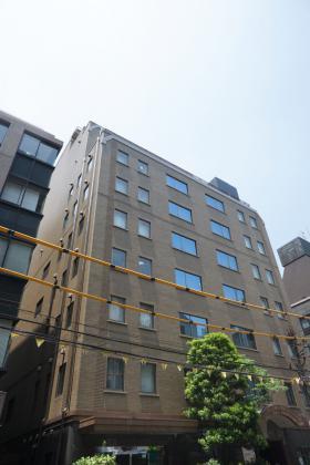 虎ノ門東洋共同ビルの外観写真