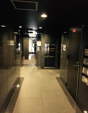 エミナンス九段ビルの内装