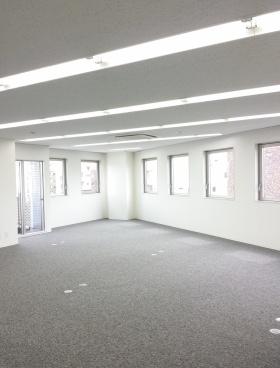 A・I・Kビルの内装