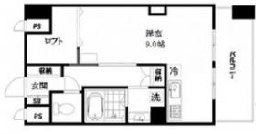 チェスターハウス猿楽町ビル:基準階図面