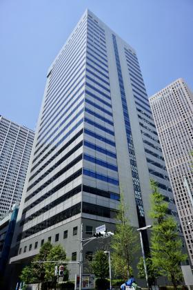 エステック情報ビルの外観写真