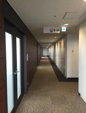 霞が関コモンゲート 西館の内装