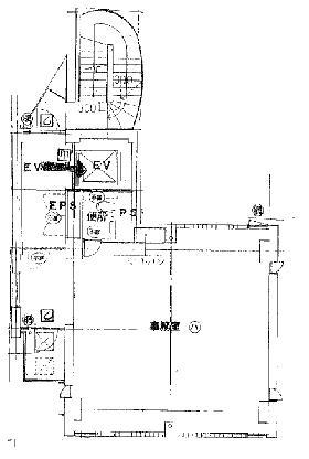 NIKIビル:基準階図面