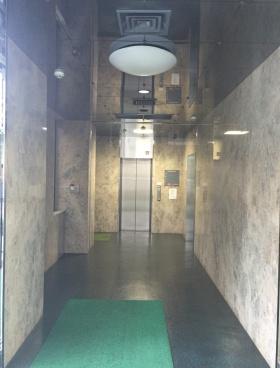 松亀センタービル2の内装