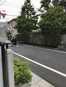 コートイン信濃町(大京町)の内装