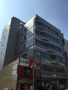 新高砂ビルの外観写真