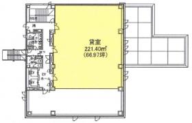 浦和大栄:基準階図面