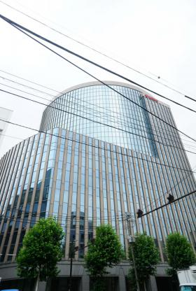 代田橋ビルの外観写真