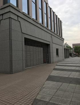 代田橋ビルの内装
