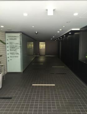 浦和ビルの内装