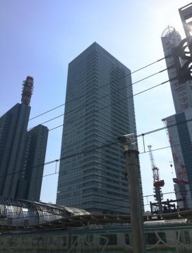 明治安田生命さいたま新都心ビルの外観写真