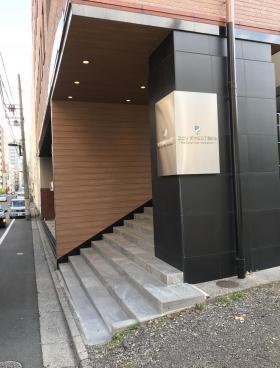 ユニゾ東神田三丁目(THE CANAL GATE AKIHABARA)のエントランス